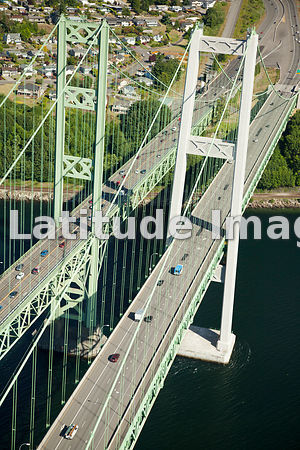 Tacoma Narrows Bridge, Tacoma, WA