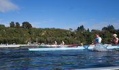 Taken during the World Masters Games - Rowing, Lake Karapiro, Cambridge, New Zealand; ©  Rob Bristow; Frame 1318 - Taken on: ...