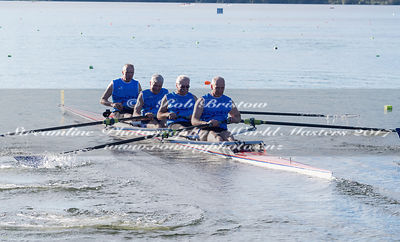 Taken during the World Masters Games - Rowing, Lake Karapiro, Cambridge, New Zealand; ©  Rob Bristow; Frame 534 - Taken on: T...