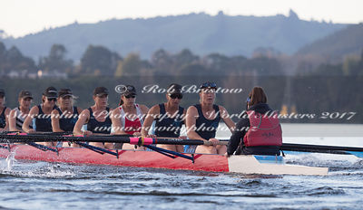 Taken during the World Masters Games - Rowing, Lake Karapiro, Cambridge, New Zealand; Wednesday April 26, 2017:   8518 -- 201...