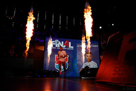 Rajko Prodanovic during the Final Tournament - Semi final match - Vardar vs Meshkov Brest - Final Four - SEHA - Gazprom leagu...