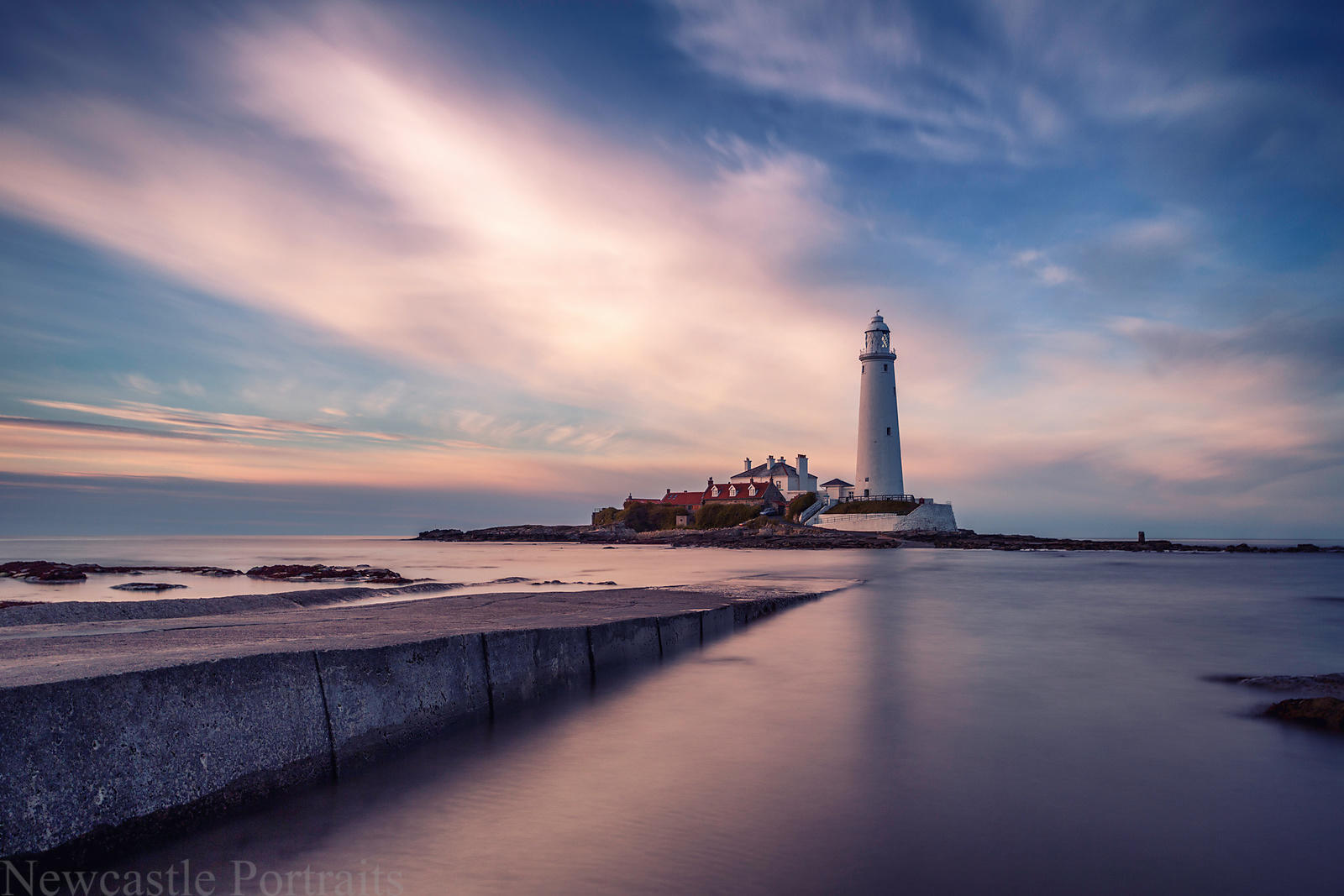 St. Mary's Lighthouse