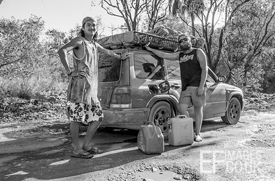 Out Of Gas On The Gibb River Road