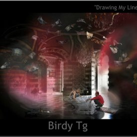 "Birdy Tg: ""Drawing My Line"" - THE BOOK"
