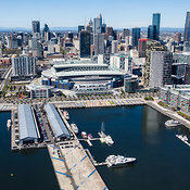 Docklands And Etihad Stadium, Melbourne