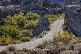 Movie Road in the Alabama Hills