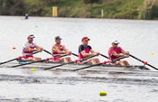 Taken during the World Masters Games - Rowing, Lake Karapiro, Cambridge, New Zealand; Tuesday April 25, 2017:   5730 -- 20170...