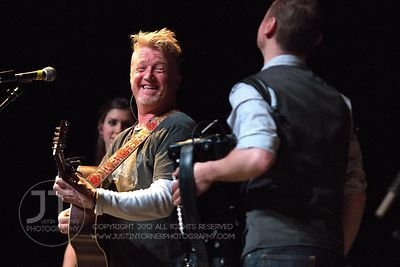 Hoopla - Gaelic Storm at the Englert, Febraury 12, 2014