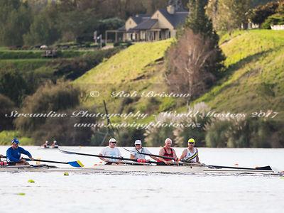 Taken during the World Masters Games - Rowing, Lake Karapiro, Cambridge, New Zealand; Tuesday April 25, 2017:   5872 -- 20170...