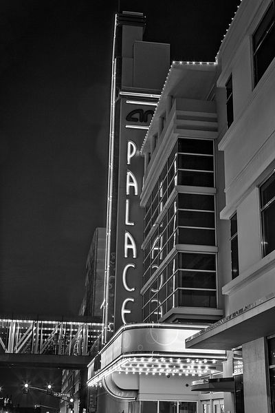 Palace Theater in Fort Worth