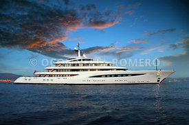 Superyacht Faith