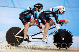 Para Men Kilo Time Trial. Ontario Track Championships, Mattamy National Cycling Centre, Milton, On, March 5, 2017