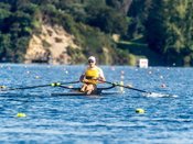 Taken during the NZSSRC - Maadi Cup 2017, Lake Karapiro, Cambridge, New Zealand; ©  Rob Bristow; Frame 2224 - Taken on: Saturday - 01/04/2017-  at 10:31.09