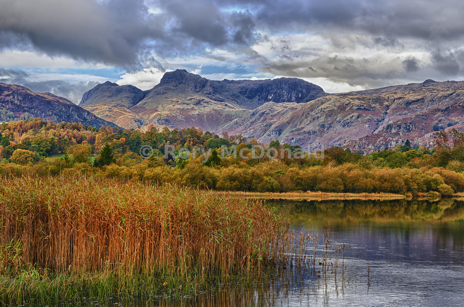 Elterwater in Autumn