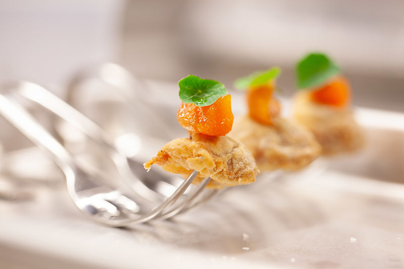Gourmet food photography by San Francisco photographer Jason Tinacci
