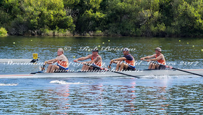 Taken during the World Masters Games - Rowing, Lake Karapiro, Cambridge, New Zealand; ©  Rob Bristow; Frame 422 - Taken on: T...