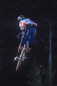 CEDRIC GRACIA VAIL, COLORADO, USA. UCI MOUNTAIN BIKE WORLD CHAMPIONSHIPS 2001
