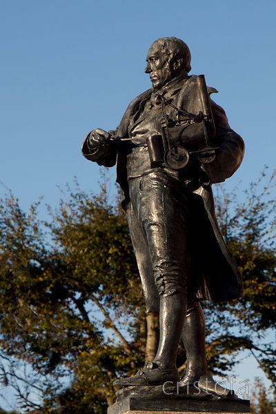 statue of Richard Trevitick