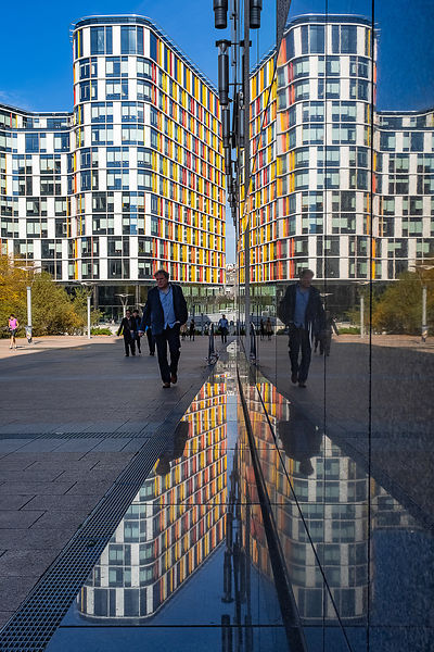 EU headquarter, Brussels, October 2018