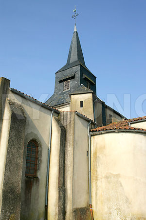 Photo de l'Èglise de Saint vincent sur graon