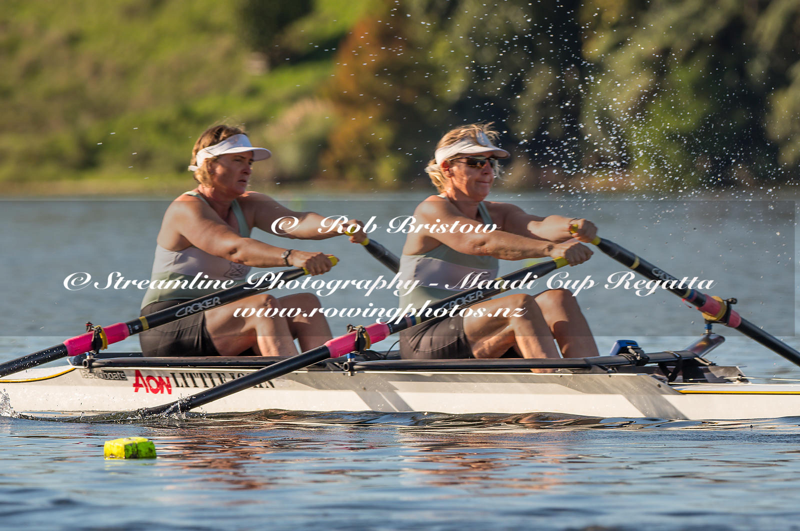 Taken during the World Masters Games - Rowing, Lake Karapiro, Cambridge, New Zealand; Tuesday April 25, 2017:   5965 -- 20170...