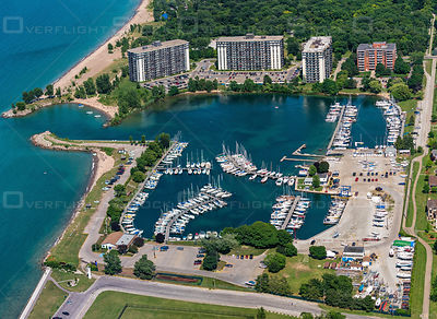Marina at Point Edward Sarnia Ontario