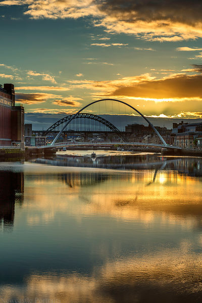 River Tyne Sunset (4)