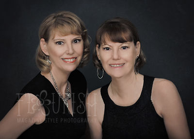 Portraits - Sisters | Beauty | Glamour | Head Shots