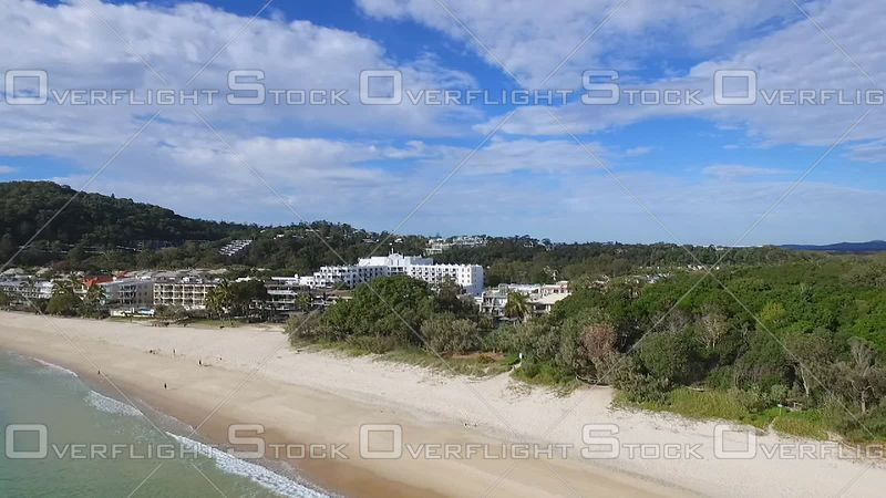 Beach Resort at Noosa Heads Queensland Australia