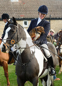 The Cottesmore Hunt at Sewstern 17/11