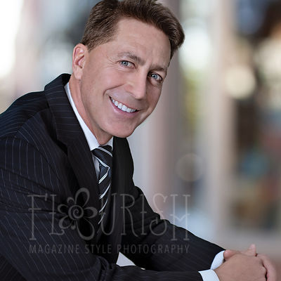 Portraits - Head Shot | Doyle Wealth Management | Keith | Konstantin