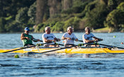 Taken during the World Masters Games - Rowing, Lake Karapiro, Cambridge, New Zealand; Tuesday April 25, 2017:   6239 -- 20170...