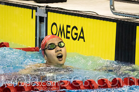 Women 18 & Under 200 SC Meter Freestyle Final, Ontario Junior International, Toronto Pan Am Sports Centre; December 4, 2015