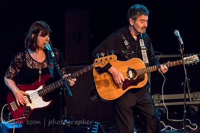 Fran McGillivray and Mike Burke, Kinder Shores concert and CD launch