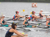 Taken during the NZSSRC - Maadi Cup 2017, Lake Karapiro, Cambridge, New Zealand; ©  Rob Bristow; Frame 157 - Taken on: Thursd...