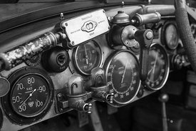 'Bentley Blower at Le Mans' 2014: Photographer: Neil Emmerson