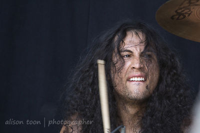 Robert Ortiz, Escape the Fate, Aftershock 2014