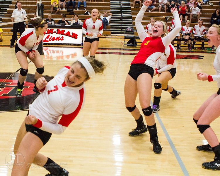 Linn-Mar Volleyball Invitational Tournament, September 8, 2012