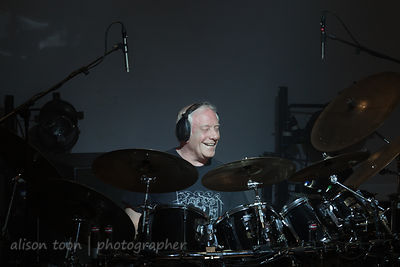 Ian Mosely, drums, Marillion