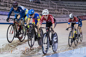 Women Keirin 1-6 Final, 2017/2018 Track Ontario Cup #3, Mattamy National Cycling Centre, Milton On, February 10, 2018