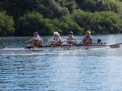 Taken during the World Masters Games - Rowing, Lake Karapiro, Cambridge, New Zealand; ©  Rob Bristow; Frame 452 - Taken on: T...