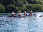 Taken during the World Masters Games - Rowing, Lake Karapiro, Cambridge, New Zealand; ©  Rob Bristow; Frame 452 - Taken on: Tuesday - 25/04/2017-  at 09:04.45