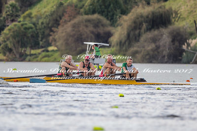 Taken during the World Masters Games - Rowing, Lake Karapiro, Cambridge, New Zealand; Tuesday April 25, 2017:   5840 -- 20170...