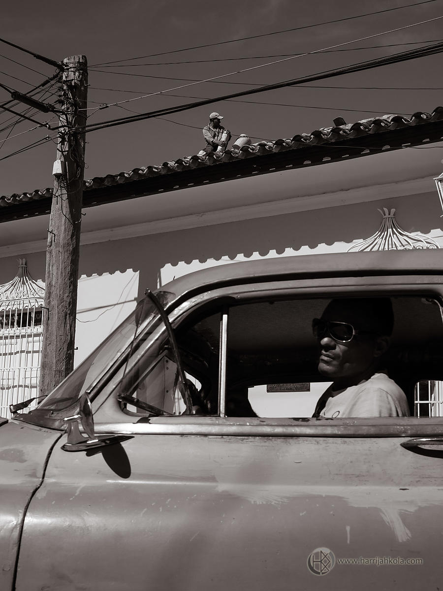 Cuba - Trinidad (Car and Driver)