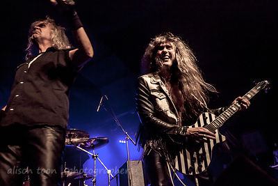 Chris Boltendahl and Axel Ritt, Grave Digger