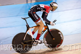 Junior Men 1000m Time Trial. Canadian Track Championships (U17/Junior), April 3, 2016