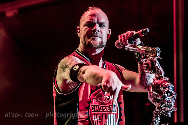 Five Finger Death Punch Aftershock 2013
