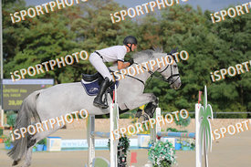 OPATRNY Ales (CZE) and VDL FAKIR during LAKE ARENA - The Summer Circuit II, CSI2*, GOOD BYE COMP, 140 cm, 2017 August 27 - Wi...