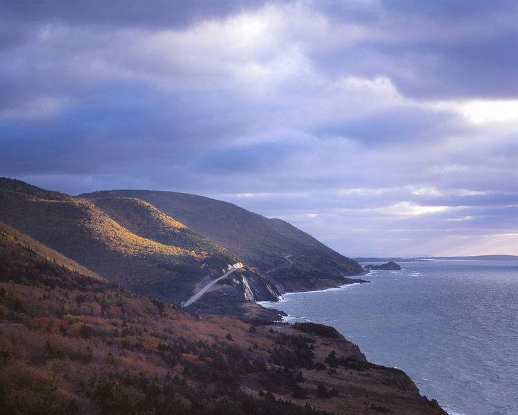 ELCB13003_Cape_Breton_Cabot_Trail_at_Dusk_Preview
