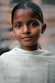Girl in Jodhpur, Rajasthan, India